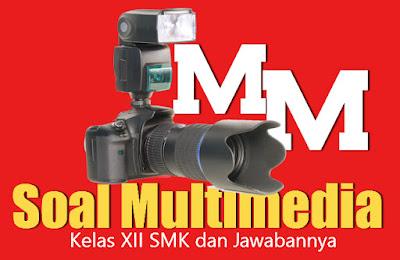 Tahap pembuatan multimedia yang pertama dan merupakan tahap yang penting dalam proyek ada Soal Produktif Multimedia Kelas 12 SMK Lengkap Beserta Kunci Jawabannya