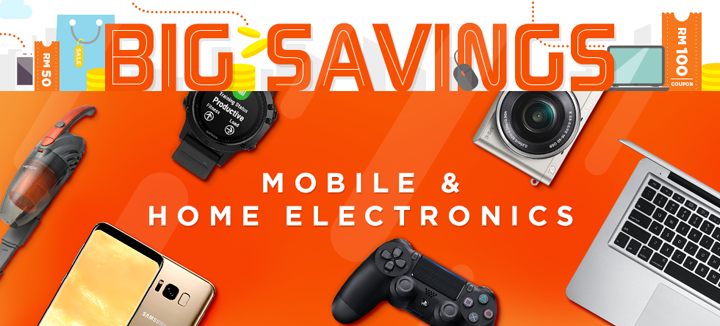 Promosi 11th Street - Electronics Big Savings
