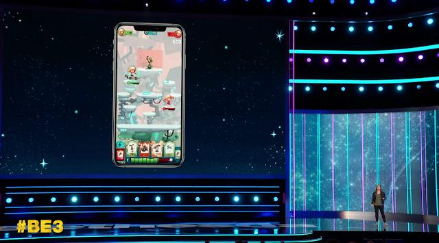 Kira Schlitt Commander Keen mobile Bethesda E3 2019