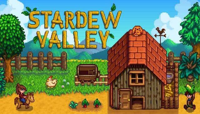 تحميل لعبة Stardew Valley للكمبيوتر مجانا