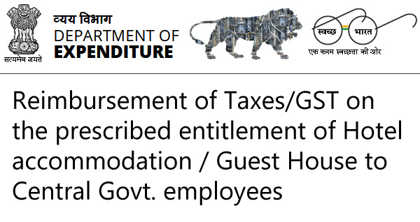 Reimbursement-Central-Govt-Employees