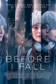 Before I Fall - Poster & Trailer