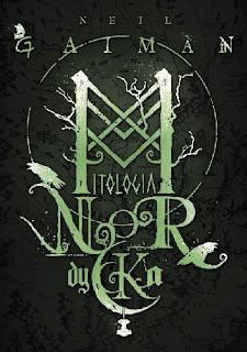 """""""Mitologia nordycka"""" – Neil Gaiman"""