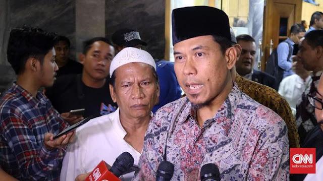 Munarman: Propagandis Cebong Berkeinginan Mencelakakan HRS