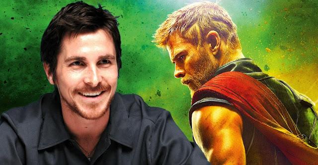 Christian Bale Dalam Negosiasi untuk Bermain di Thor 4