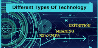 Meaning And Types Of Technology