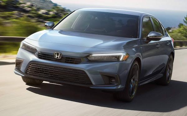 Novo Honda Civic 2022: fotos, detalhes e especificações