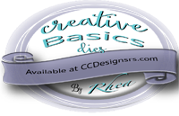 Creative Basic Dies By Rhea
