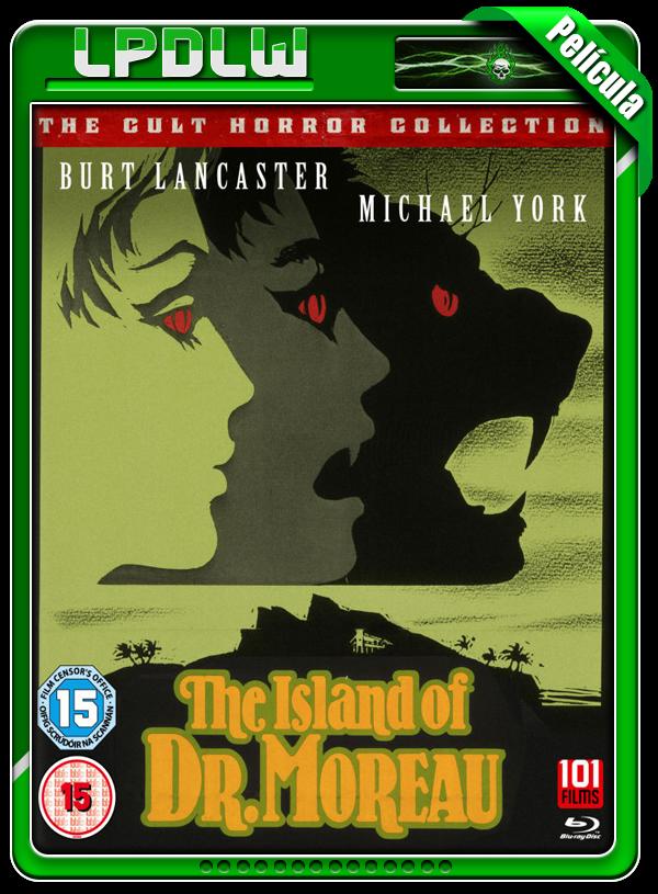The Island of Dr. Moreau (1977) 1080p H264 Dual Mega