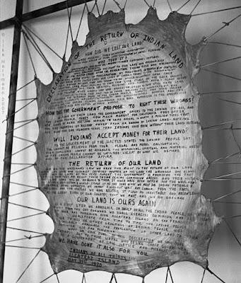 La Reclamación india de Alcatraz completa