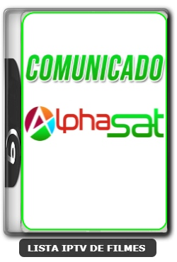 Comunicado Alphasat e Retorno do Servidor IKS
