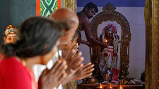 Pemilu AS, Warga Desa di India Doakan Kemenangan Bagi Kamala Harris