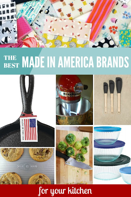 The Best Made in America Brands for Your Kitchen