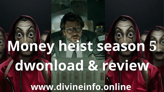 how to download money heist season 5 free | money heist season 5 review | पूरी जानकारी हिंदी में