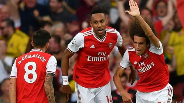 Arsenal Stage Come back to Hold Spurs in Riveting Derby