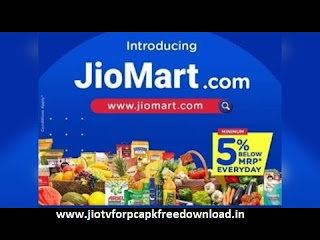 Jio Mart For PC