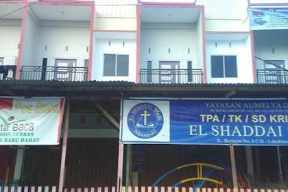 Lowongan Kerja Sekolah EL Shaddai Mulia Pekanbaru April 2019