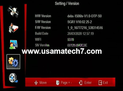 1506tv 4MB New Software with Nashare and Ecast