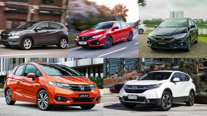 Honda City và CR-V tại Việt Nam dính lỗi bơm nhiên liệu