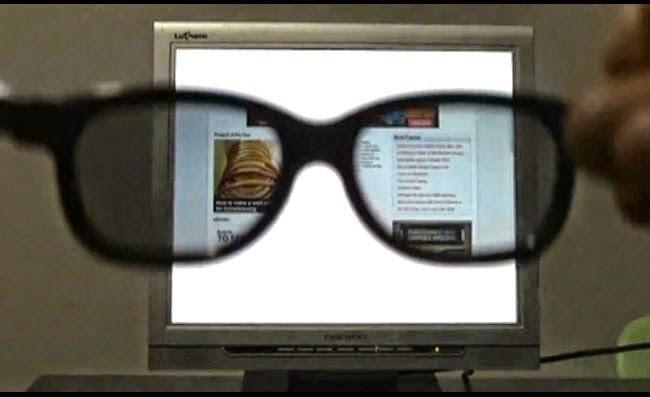 أمنع الآخرين من رؤية شاشة حاسوبك إلا أنت فقط