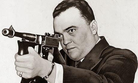 FBI y su creador, Edgar Hoover