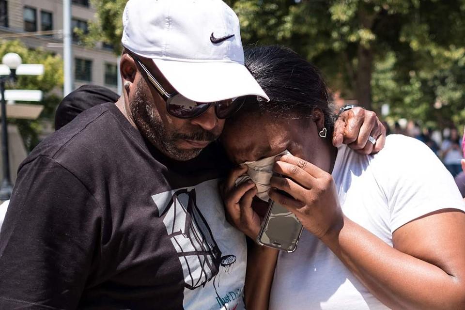 Dayton, Ohio Shooting: Vigil Held To Honor Victims