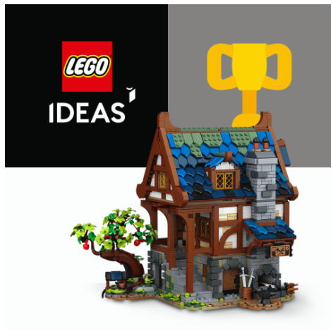 レゴアイデアから『21325 中世の鍛冶屋』登場!2021年2月発売見込み