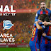 newgersy/ FC Barcelona versus Deportivo Alaves Highlights Copa Del Rey 2017 Final Match