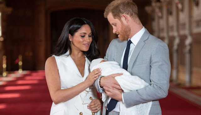 Meghan Markle, Prince Harry's birthday plans for son Archie unveiled
