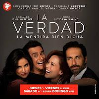 POS LA VERDAD | Teatro Nacional Fanny Mikey