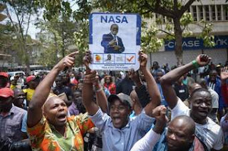 Kenya: Kenyatta Slams Courts Amid Preparations For Repeat Vote