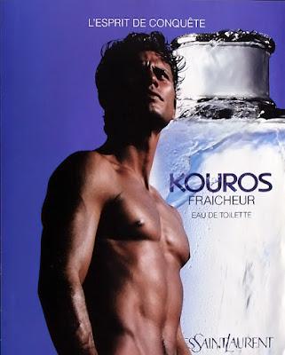 Kouros Fraicheur (1994 - 1998) Yves Saint Laurent