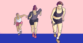 Lose Weight When You're Short