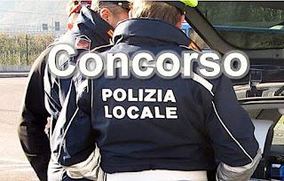 Lavoro per 145 Agenti Polizia Locale - adessolavoro.com