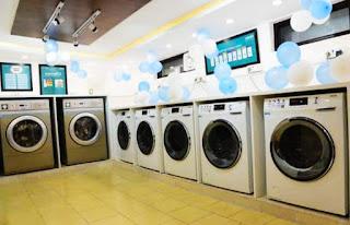 Haier Smart Laundry