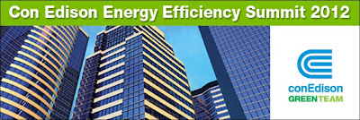Con Edison Energy Efficiency Summit 2012