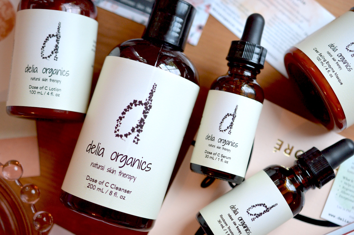 Delia Organics Review