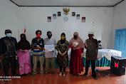 48 Warga Kampung Setia Negara Menerima BLT-DD Periode September 2021, ini Pesan Vera Yuliastuti, Amd