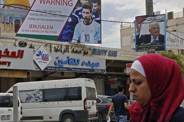 Laga Argentina vs Israel Batal, Warga Palestina Bersorak di Jalur Gaza
