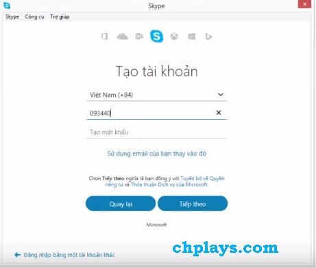 Tải Skype – Chát, gọi video HOT mới nhất về cho laptop, máy tính 3