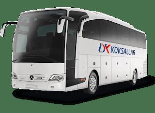 Otobüs Bileti Otobüs Firmaları Köksallar Seyahat Köksallar Seyahat Otobüs Bileti