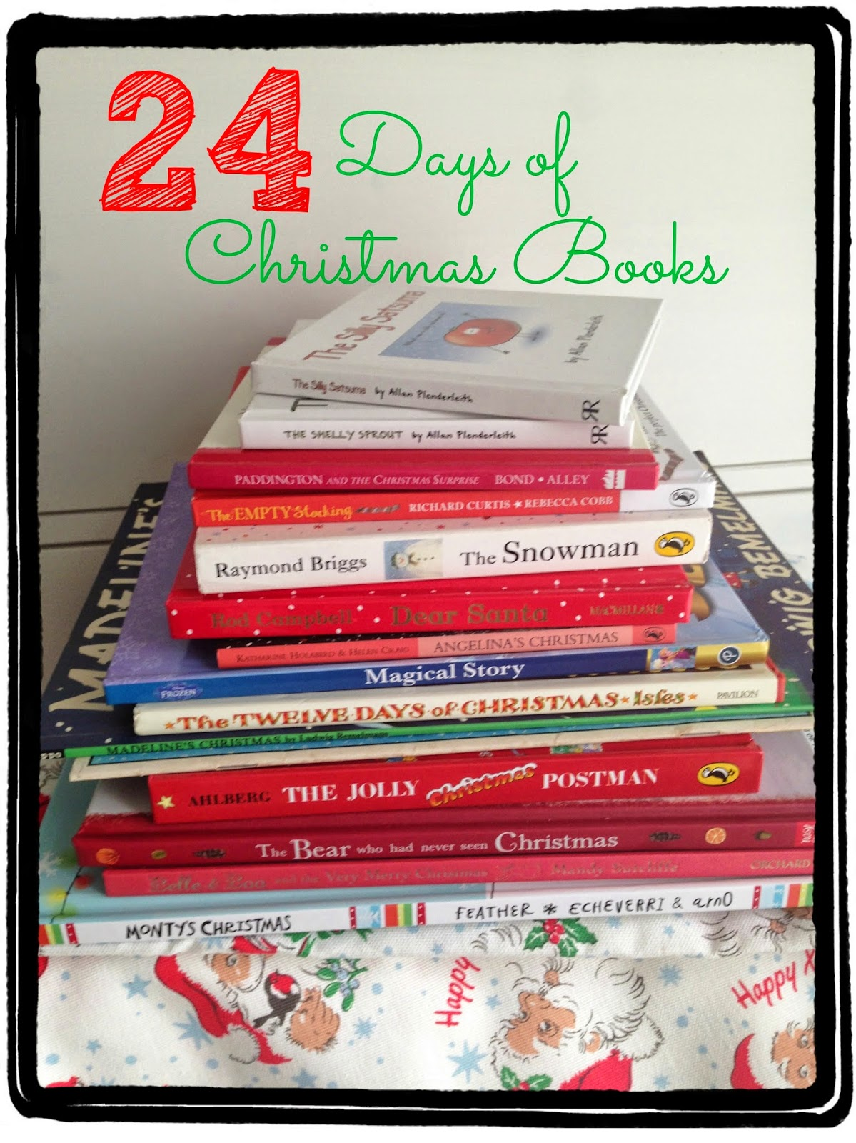 Our NEW family Christmas traditions (part 2) – 24 Days of Christmas tales | V. I. BOOKCLUB