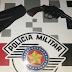 PM prende indivíduo que estava armado na Praça da Estação