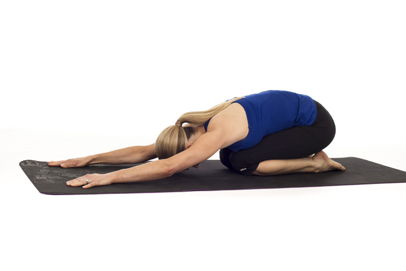 3 Yoga Poses Can Cure Insomnia