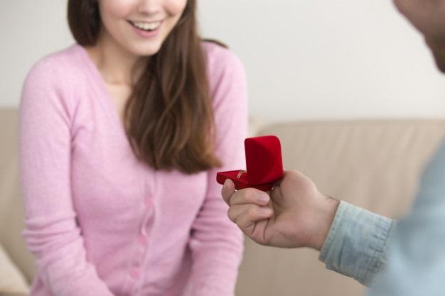 sürpriz evlenme teklifi