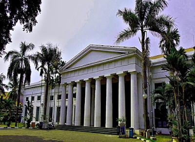 Objek Wisata Kota Tua di Jakarta
