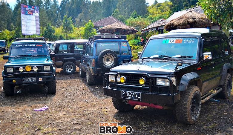 jeep gunung ijen