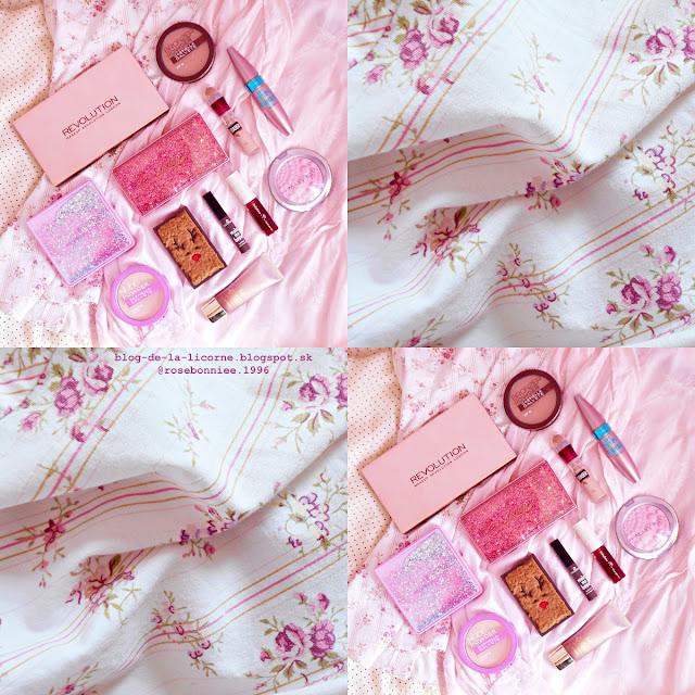 Spring Dark Cherry Blossom Makeup Inspiration