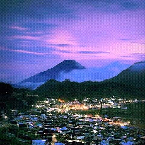 Dieng Plateu - Tempat Wisata di Jawa Tengah