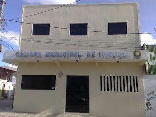 Chapa única dispurar eleições da mesa na Câmara de Itiruçu